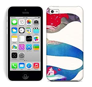 Lmf DIY phone caseNEWipod touch 4(The Little Mermaid)Lmf DIY phone case
