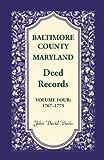 Baltimore County, Maryland Deed Records, John Davis, 0788406213