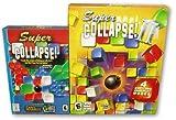 Super Collapse I and II Also Includes Super Nisqually and Super Glinx