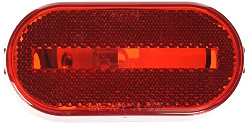 Peterson Manufacturing V108WR Red Marker Light ()