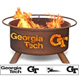 Patina Products F212, 30 Inch  Georgia Tech Fire Pit