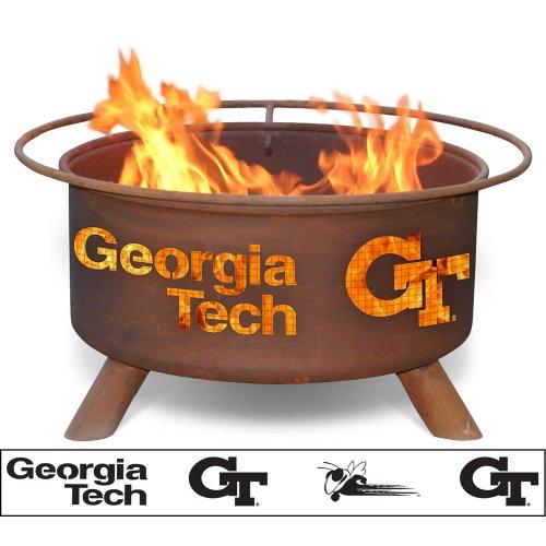 , 30 Inch  Georgia Tech Fire Pit ()