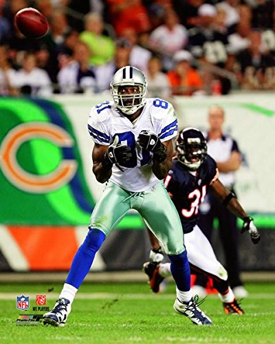 Terrell Owens 2007 Action Photo (Size: 8