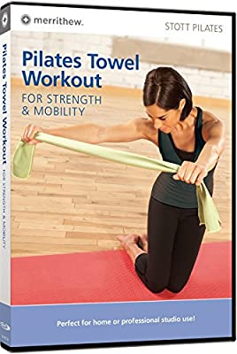 STOTT PILATES Towel Workout for Strength and Mobility DVD