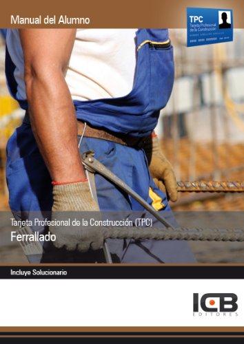 Tarjeta Profesional de la Construcción TPC . Ferrallado: Amazon.es ...