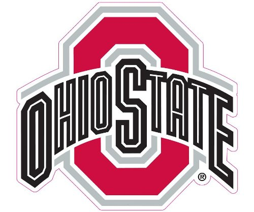 (Ohio State Buckeyes Car Magnet Decal (12)