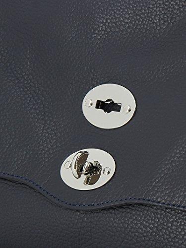 Donne Le Per Zanellato Unica Turchese Tote Bag Taglia SF1tI