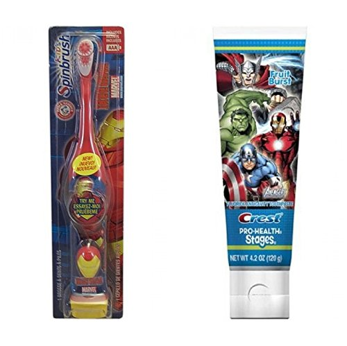 arm-hammer-spinbrush-kids-powered-iron-man-marvel-heroes-toothbrush-crest-pro-health-stages-marvel-a