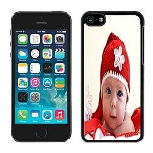 Popular Design Iphone 5C TPU Case Christmas Baby Black iPhone 5C Case 1