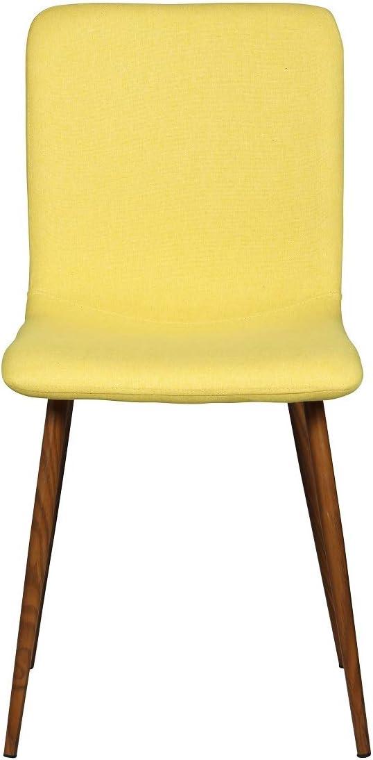 Stoffst/ühle mit Metallbeinen f/ür Esszimmer//K/üche//B/üro 1 Tisch + 4 grau 4 Stoffst/ühle runder Glastisch 1 Tisch TMEE Esszimmer-Set 5-teilig