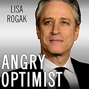 Angry Optimist Audiobook