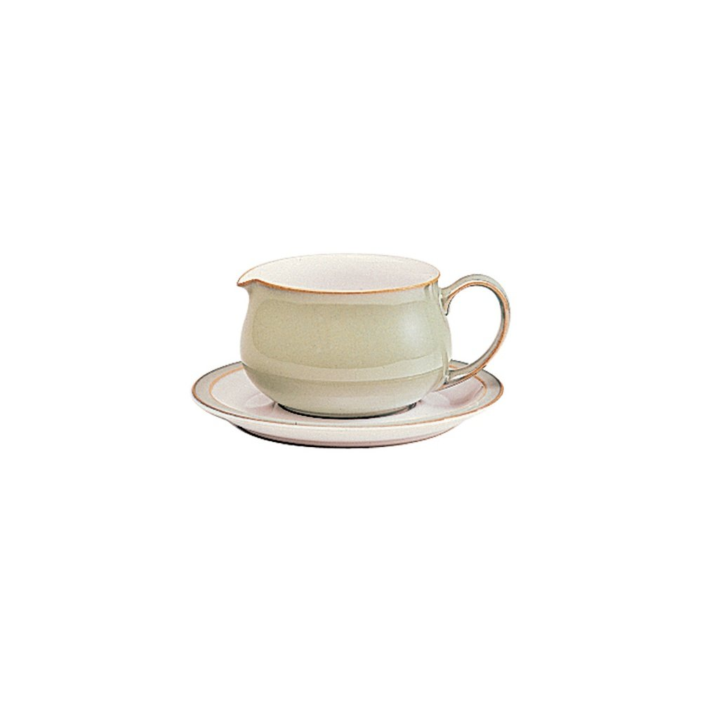 Denby 0.4 Litre Linen Sauce Boat, Beige KitchenCenter 016010021