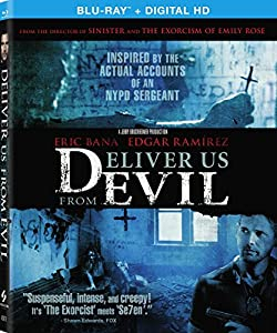 Cover Image for 'Deliver Us From Evil (2 Discs)'