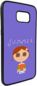 summer season Printed Case for Galaxy S7