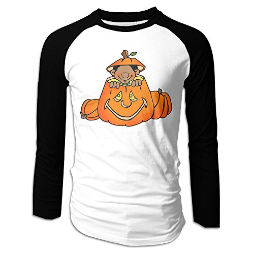 FReegg Men's Free Halloween Clip Art T Shirts Long -