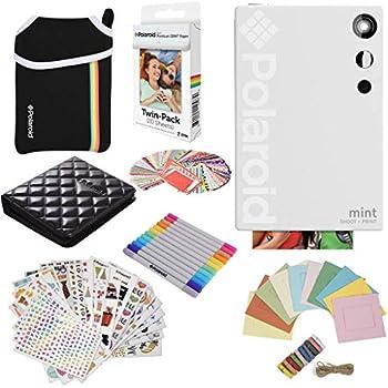 Amazon.com : Polaroid Mint Instant Digital Camera (White