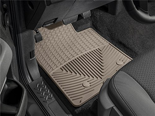WeatherTech – W24TN – 1996-2002 BMW Z3 Coupe Tan All Weather Floor Mats 1st Row