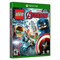 Los vengadores de LEGO Marvel - Xbox One