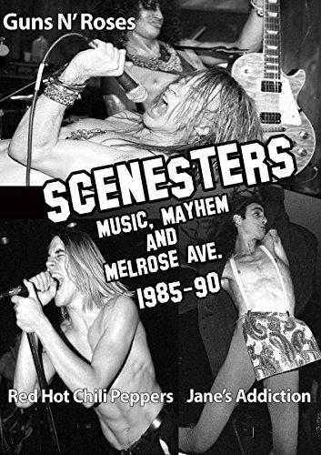 Scenesters: Music Mayhem & Melrose Ave. 1985-90 (DVD)