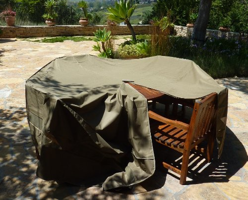 Patio Set Covers 96 Quot Dia Fits Square Oval And Round
