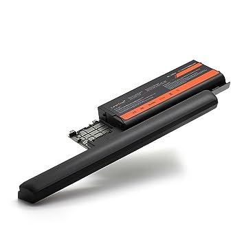 Lenoge® alta potencia 5200 mAh/56 Wh Batería para portátil DELL Latitude D620 D630 D630 C D630 N D631 D640 Serie, adecuado para P/N PP18L RD300 RD301 PC764 ...