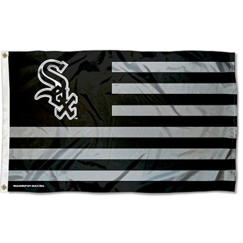 WinCraft MLB Chicago White Sox Nation Flag 3x5 Banner