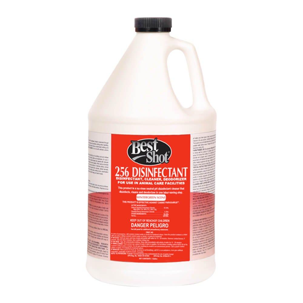 Best Shot 256 00114A 256 Disinfectant-Lemon Gallon by Best Shot 256