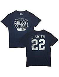 Dallas Cowboys Men's Emmitt Smith Archer #22 Player T-Shirt