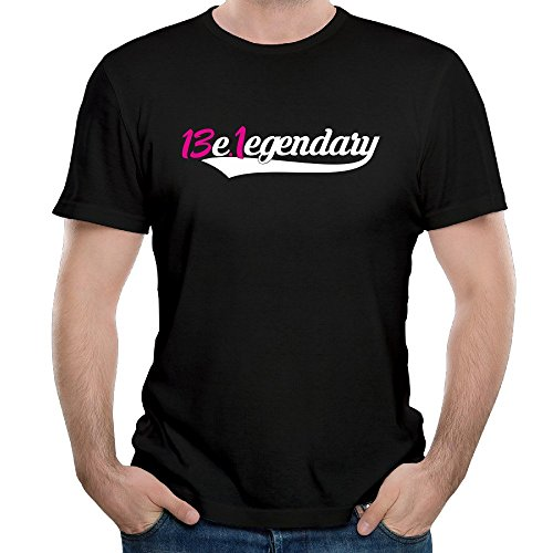 13.1 Be Legendary Best Gifts For Men's Tshirt