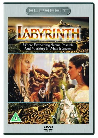 Labyrinth [Reino Unido] [DVD]: Amazon.es: David Bowie ...