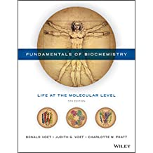 Fundamentals of Biochemistry: Life at the Molecular Level, 5th Edition