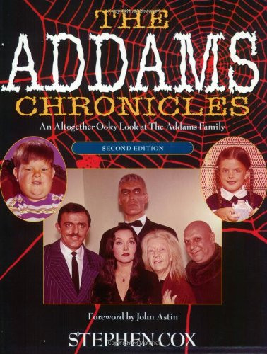 Addams Chronicles: An Altogether Ooky Look at the Addams Family by Brand: Cumberland House Publishing