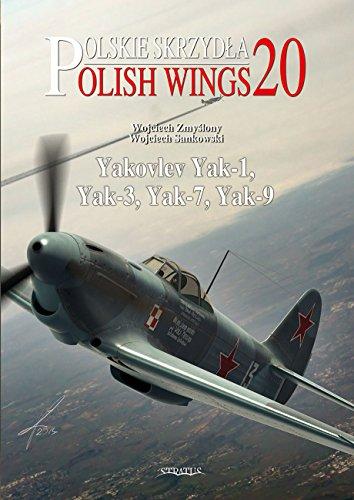 Yakovlev Yak-1, Yak-3, Yak-7, Yak-9 (Polish Wings)