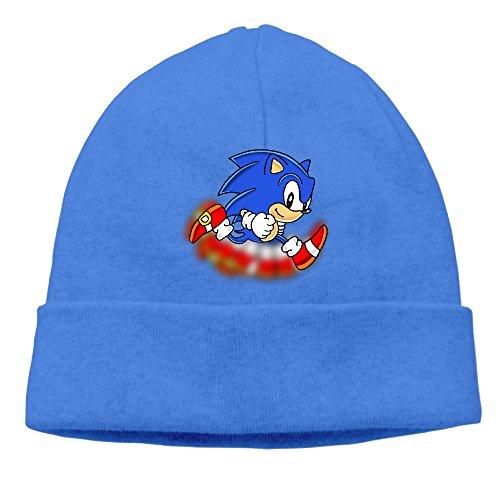 JBG Sonic The Hedgehog One Size Female Hood RoyalBlue (Female Sonic The Hedgehog)