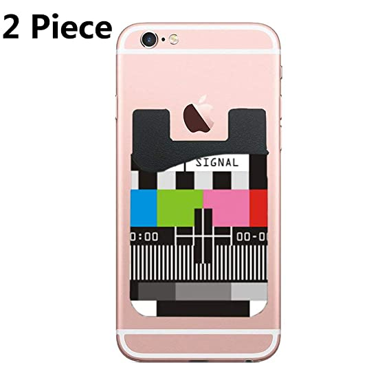 Amazon com: Two No Signal Cell Phone Stick on Wallet Card