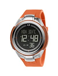 Armani Exchange Chronograph Digital Black Dial Men's watch #AX1107