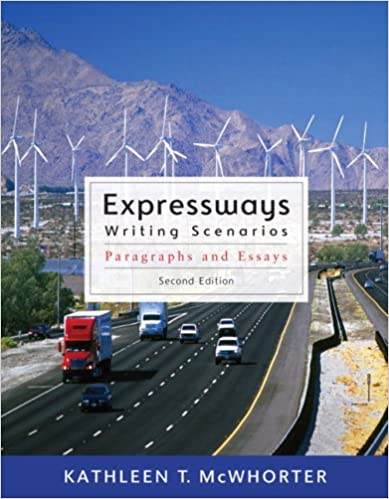 Expressways: Writing Scenarios (with MyWritingLab Student Access Code Card) (McWhorter Developmental Writing)