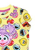 Sesame Street Abby Cadabby Toddler Baby Girls Short Sleeve Tee