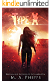 Type X (Project W. A. R. Book 2)
