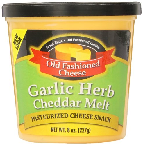 UPC 048707441153, Old Fashioned Cheese Dip, Garlic and Herb, 8 Ounce (Pack of 12)