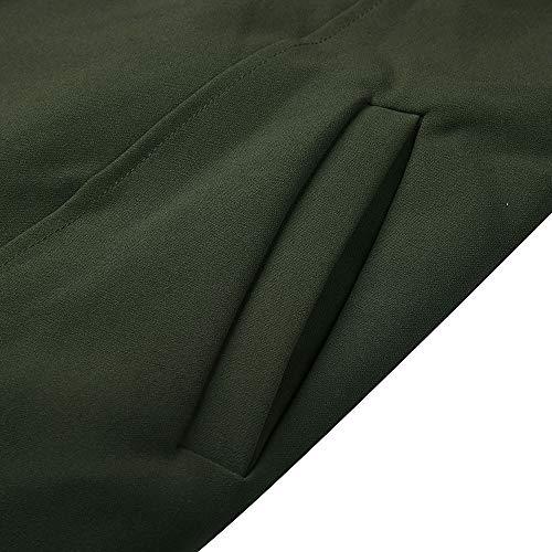 TOOPOOT Women's Cardigan,Ladies Open Front Long Sleeve Waterfall Collar Irregular Trench Coat by TOOPOOT-Coat (Image #5)