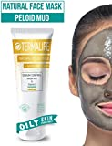 Facial Mask Pore Cleansing - Termalife Peloid Face Mask   5.1 oz Natural Facial Mask For Deep Pore Cleansing   Treatment of Acne, Best Facial Pore Minimizer, Reduce Wrinkles, Natural Cleaning and Nourishing Face (Oily Skins)