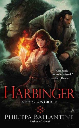 book cover of Harbinger