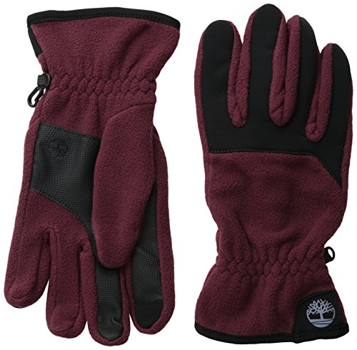 Timberland Men's Performance Fleece Glove with Touchscreen Technology, Chocolate Truffle, X-Large (Chocolate Timberland)