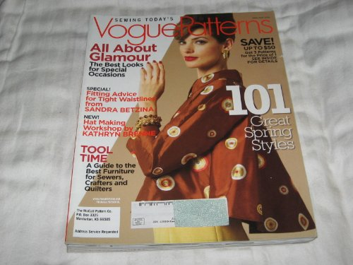 Vogue Patterns Magazine April/May 2006 ()