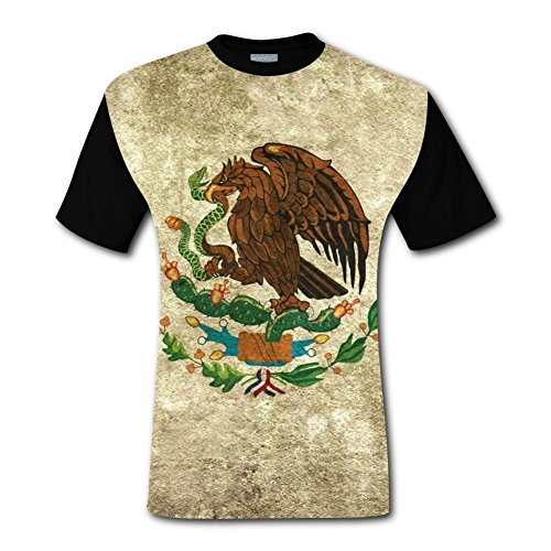 Compression Sac Set (O-Neck New Slim Fit Tee Clothing 3D Personalized with Eagle for Men XXL)