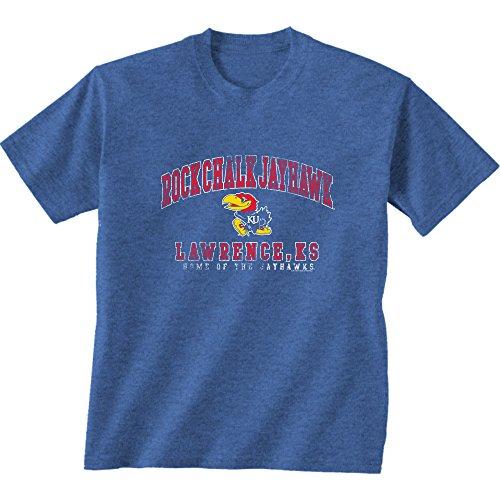 NCAA Local Cities Short Sleeve, Kansas Jayhawks, L ()