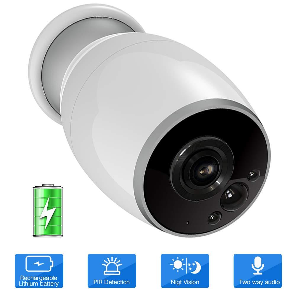 Top 8 indoor wifi surveillance camera