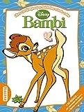 Bambi: Libro con juegos y actividades a todo color (Multieducativos Disney)