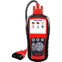 Autel MaxiDiag MD805 (Upgraded Version of MD802 Full Systems) OBD2 Scanner for Engine,Transmission,ABS,Airbag,EPB,Oil Service Reset, OBDII Diagnostic Tool Error Code Reader